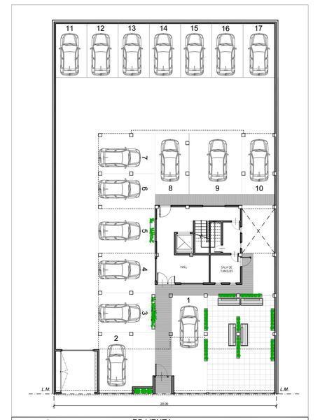 Foto Edificio en Caseros Gral. Los Hornos 1400 número 4