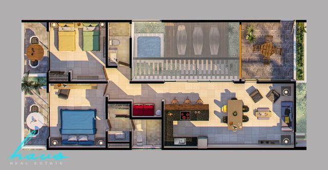 Foto Edificio en Tulum  número 12