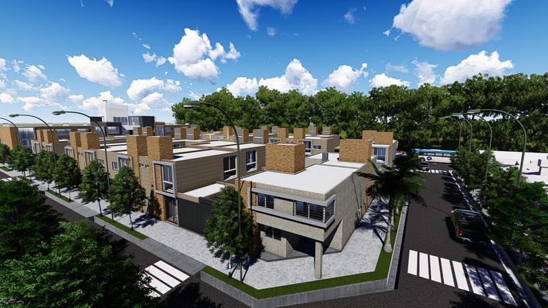 Foto Barrio Privado en Rivadavia Av. Ignacio de la Roza y R. Calivar numero 36