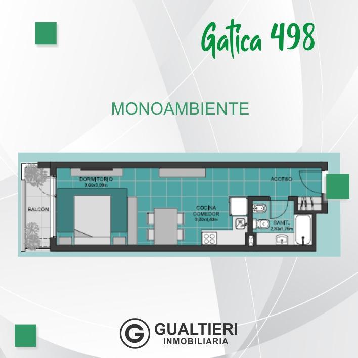 Foto Edificio en Cumelén                          Gatica 498          - CONDICIONES UNICAS número 14