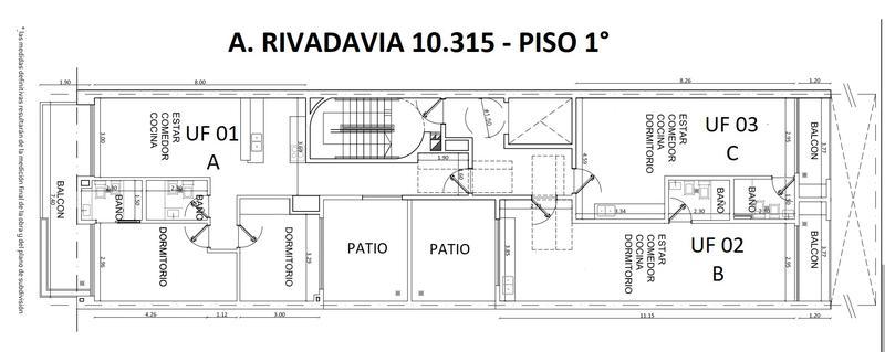 Foto Edificio en Villa Luro Av. Rivadavia 10315 número 7