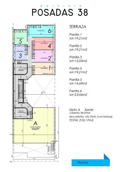 Foto Edificio en Moreno Gervasio de Posadas 38 número 5