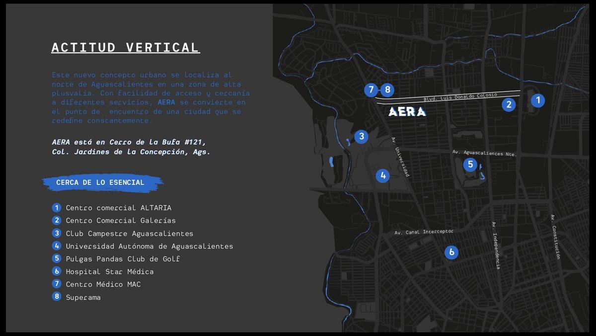 Foto Departamento en Venta en  Fraccionamiento Jardines de La Concepcíon,  Aguascalientes  AERA Departamentos en PreVenta ADMERA 1