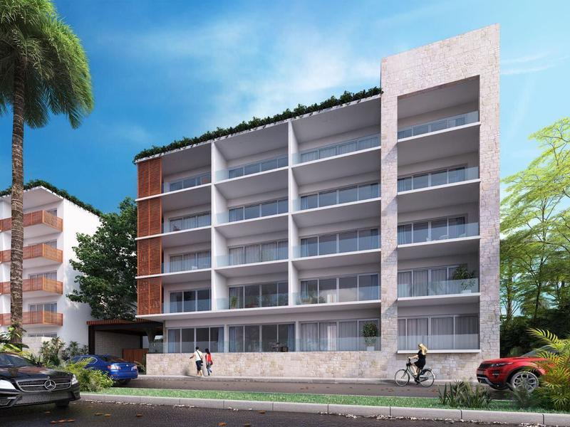 Foto Edificio en Playa del Carmen Centro Calle 34 entre avda 20 y 10. número 8