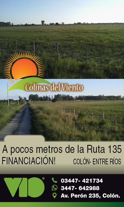 Foto Barrio Abierto en Colon Loteo Colinas del Viento número 6