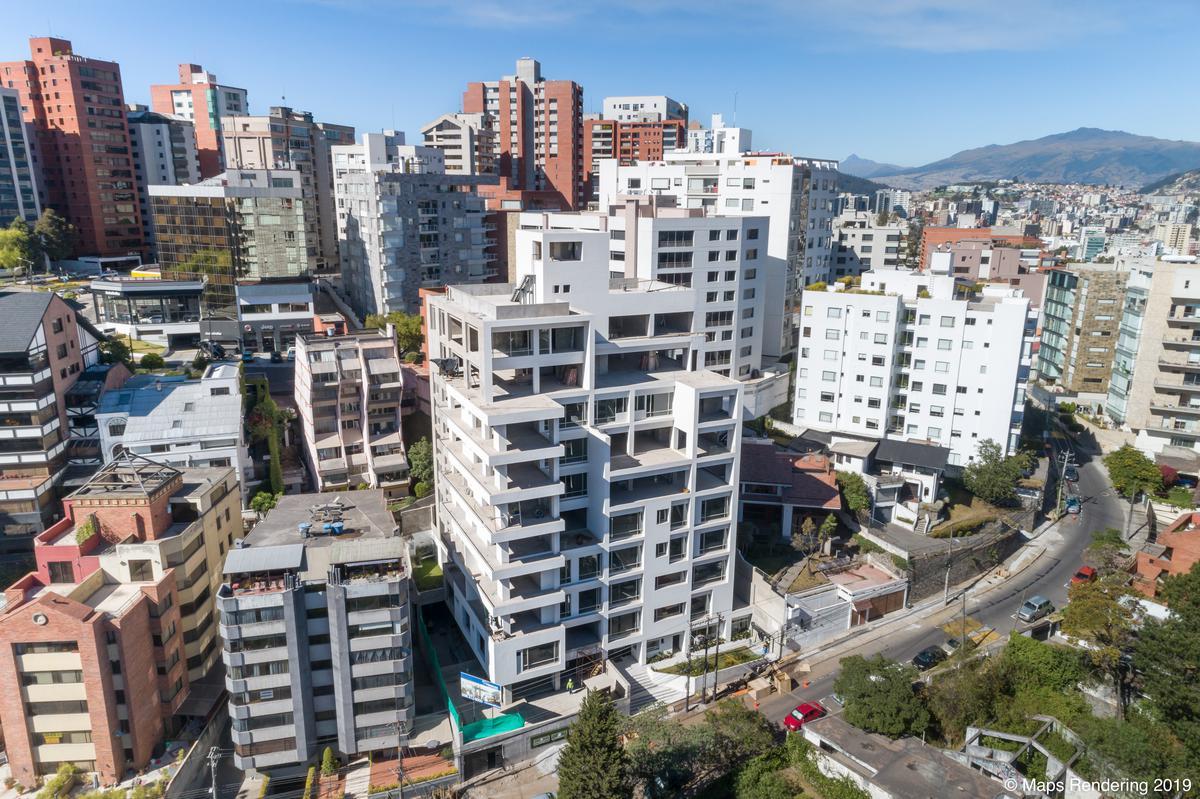 Foto Edificio en González Suárez González Suarez y Barreto número 10