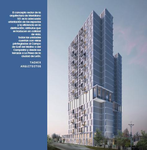 Foto Edificio en Balcones del Campestre MERIDIANO 101 RESIDENTIAL CONDOS número 2