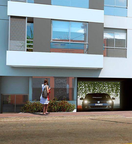 Foto Edificio en La Blanqueada Bulevar Artigas 2278 número 5