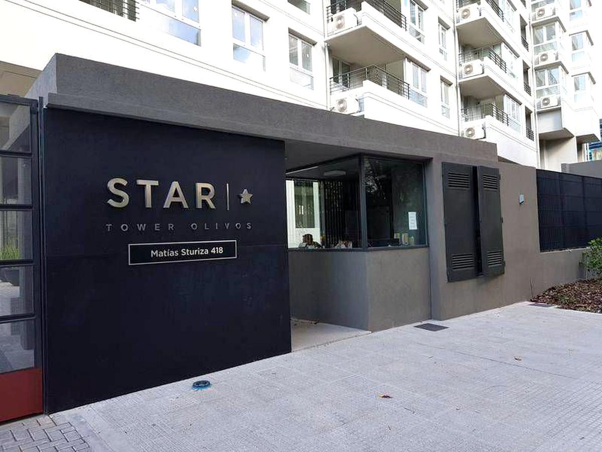 Foto Edificio en Olivos-Vias/Rio Matias Sturiza 404 número 4