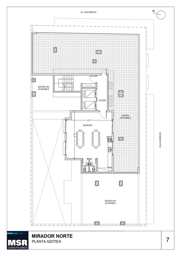 Foto Edificio en Granadero Baigorria AV. SAN MARTIN 900 número 5