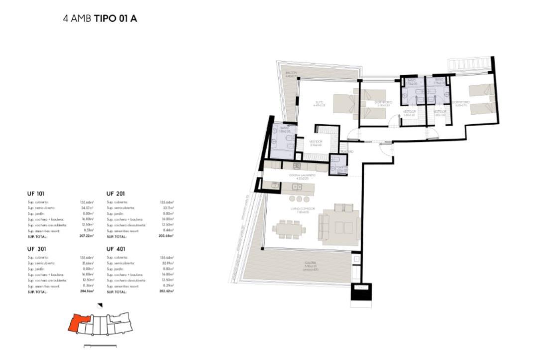 Foto Edificio en Yoo Nordelta YOO3 by ACQUA Excelencia en diseño y confort número 11
