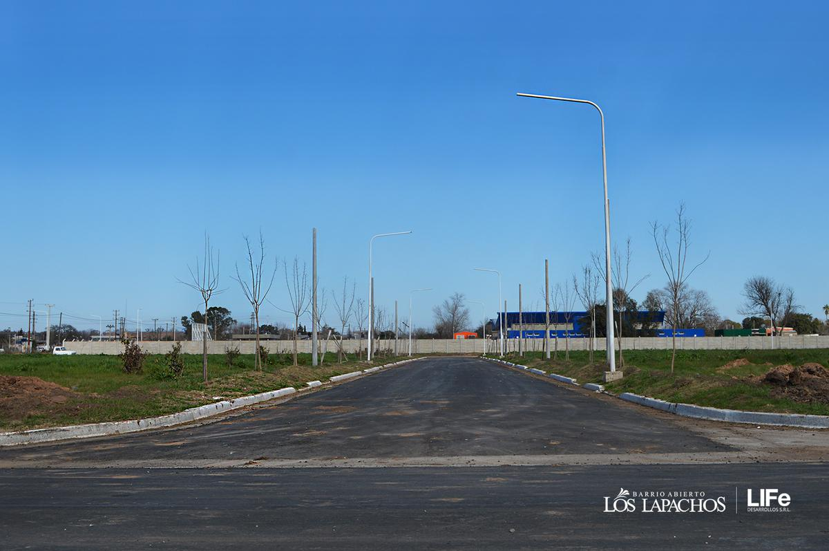 Foto Barrio Abierto en Perez Av. Belgrano y Moreno número 3