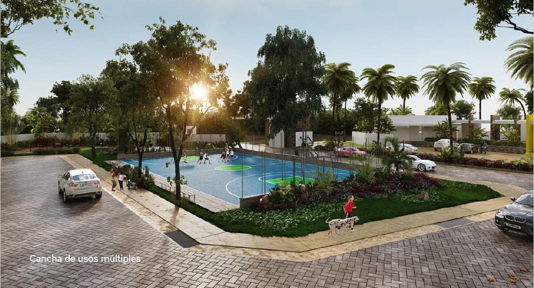 Foto Condominio en Pueblo Cholul Vive Tranquilo. Invierte en tu Futuro. Lejos del ruido, cerca de todo. Encuentra un hogar para ti y tu familia con áreas verdes y espacios recreativos, en un ambiente tranquilo, cómodo y seguro, a tan número 8