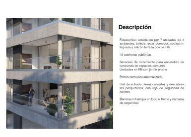 Foto Edificio en Mart.-Vias/Libert. Av. Libertador 13.400 número 4