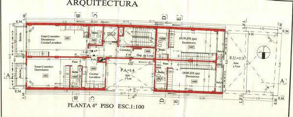 Foto Edificio en Villa Luro Emprendimiento Manzoni 45  número 11