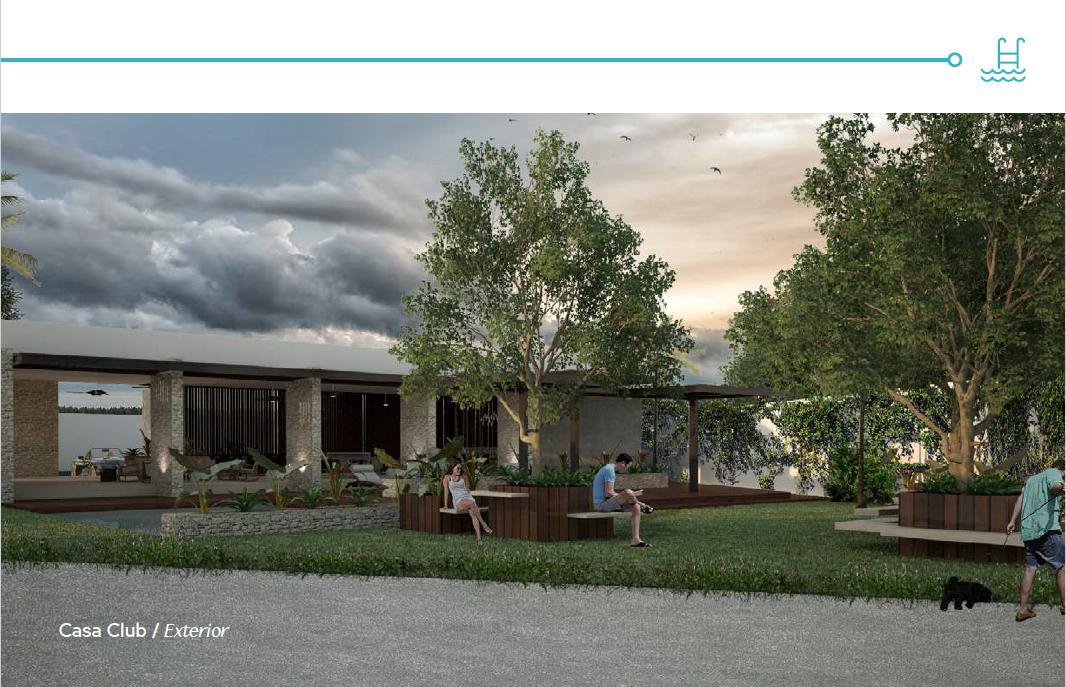 Foto Condominio en Pueblo Cholul Vive Tranquilo. Invierte en tu Futuro. Lejos del ruido, cerca de todo. Encuentra un hogar para ti y tu familia con áreas verdes y espacios recreativos, en un ambiente tranquilo, cómodo y seguro, a tan número 16