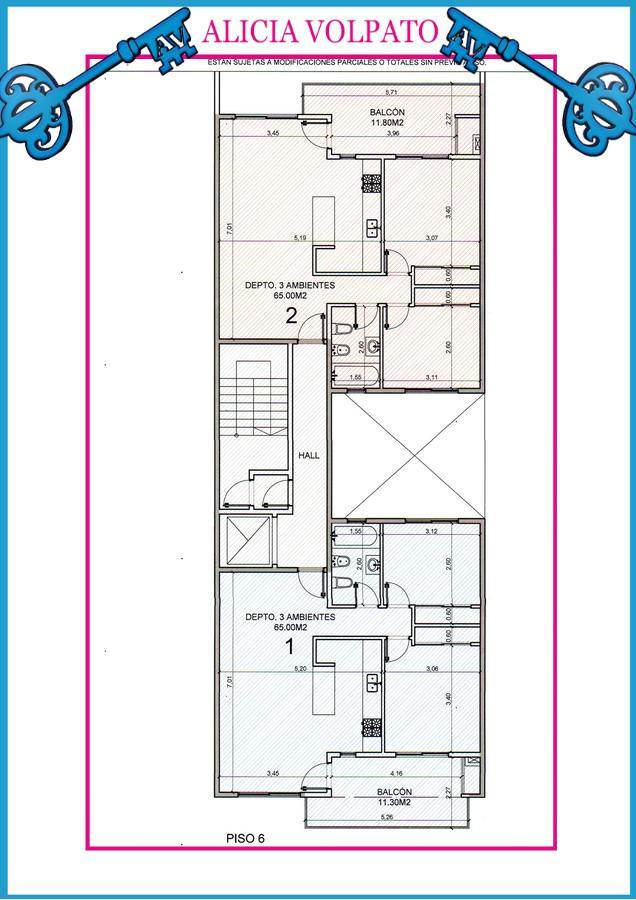 Foto Edificio en Wilde ZEBALLOS 6000 número 8