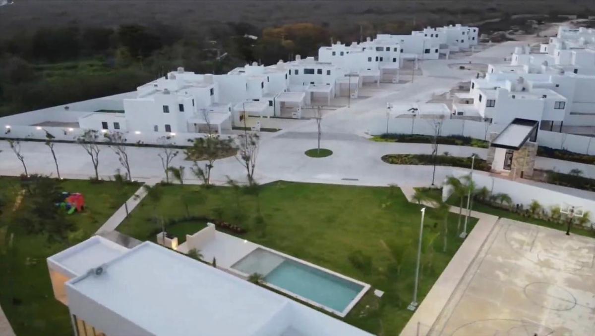 Foto Condominio en Pueblo Conkal Privada Residencial Aleza Conkal número 5