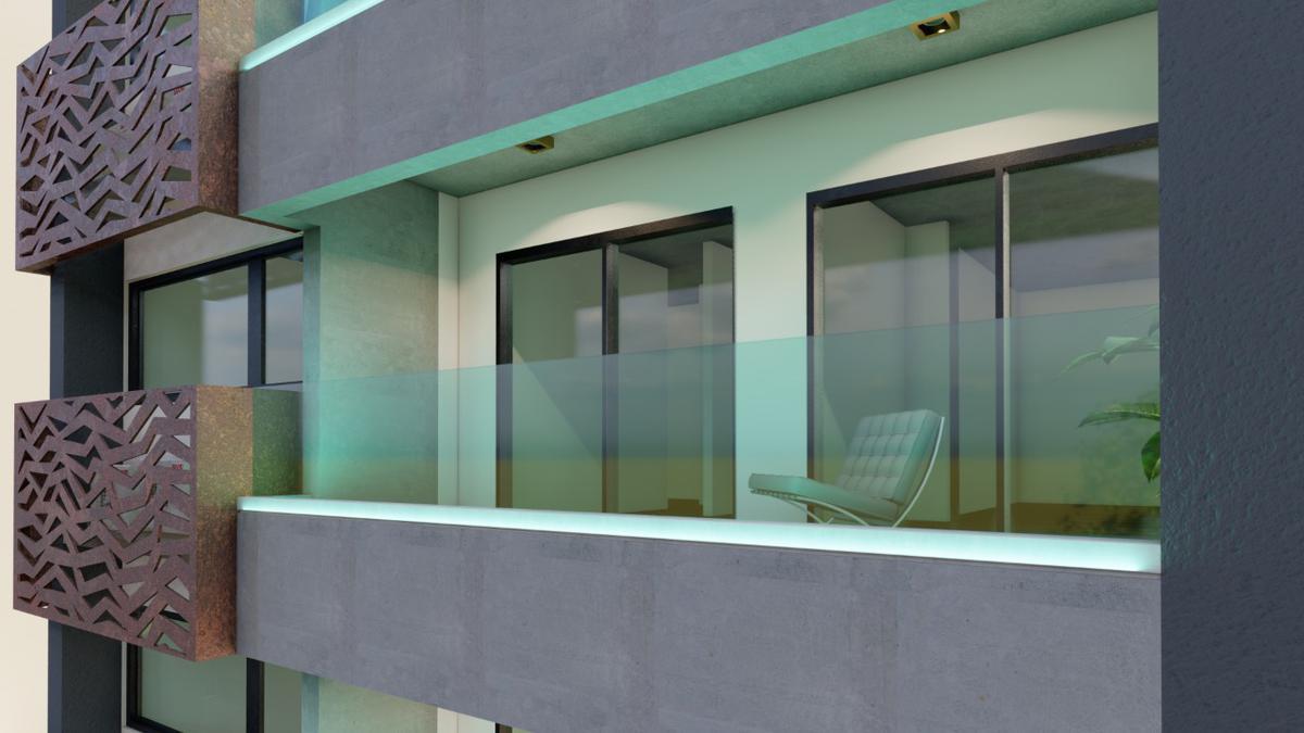Foto Edificio en S.Martin(Ctro) belgrano 4100 número 5
