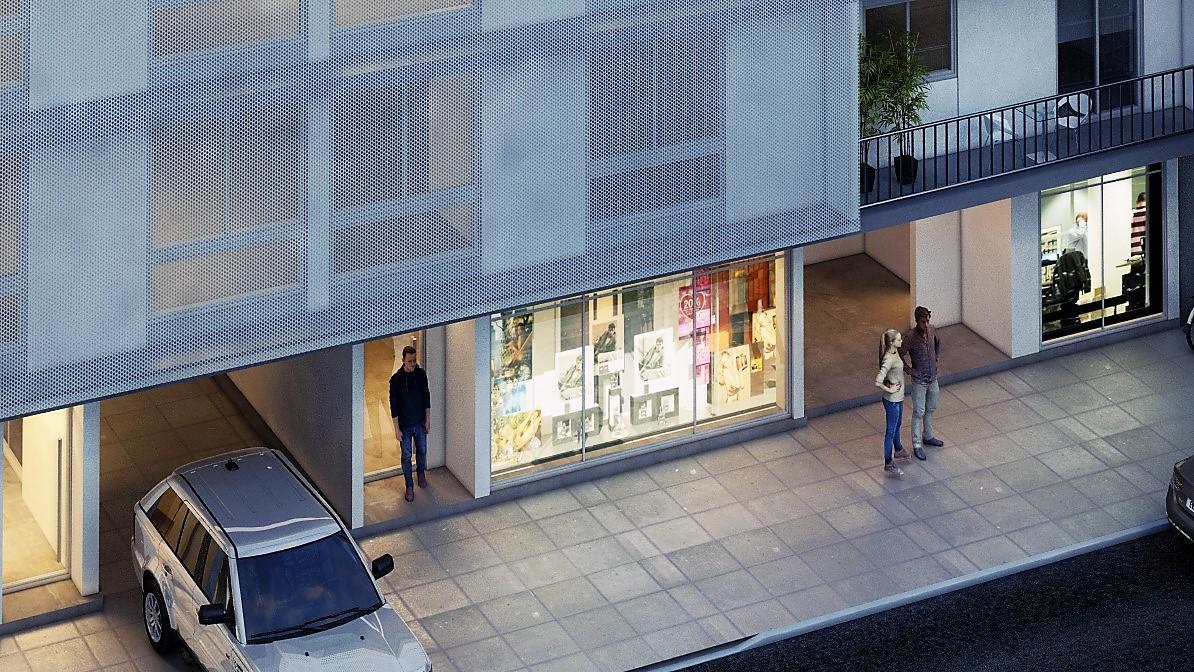 Foto Edificio en Área Centro Sur Bartolome Mitre 895 número 8