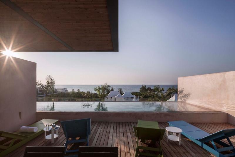 Foto Edificio en Zazil Ha Coco Beach a una cuadra del Mar, Playa del Carmen. Quintana Roo. número 11