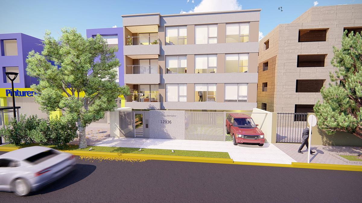 Foto Edificio en Mart.-Vias/Libert. Av Libertador 12936 numero 6