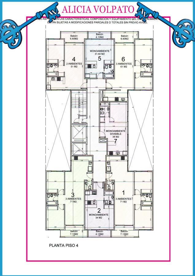 Foto Edificio en Wilde LAS FLORES 535 número 13