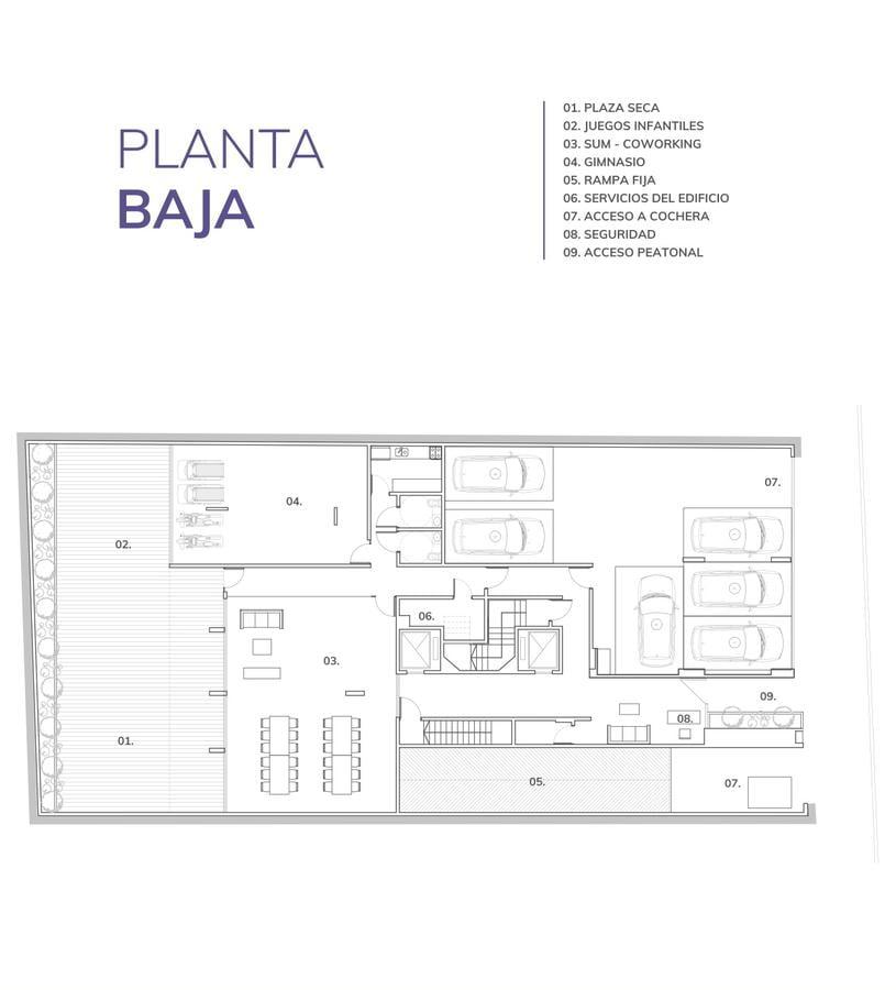"""Foto Departamento en Venta en  Villa Crespo ,  Capital Federal  Estado de Israel y Argañaras 32, 1 """"F"""""""