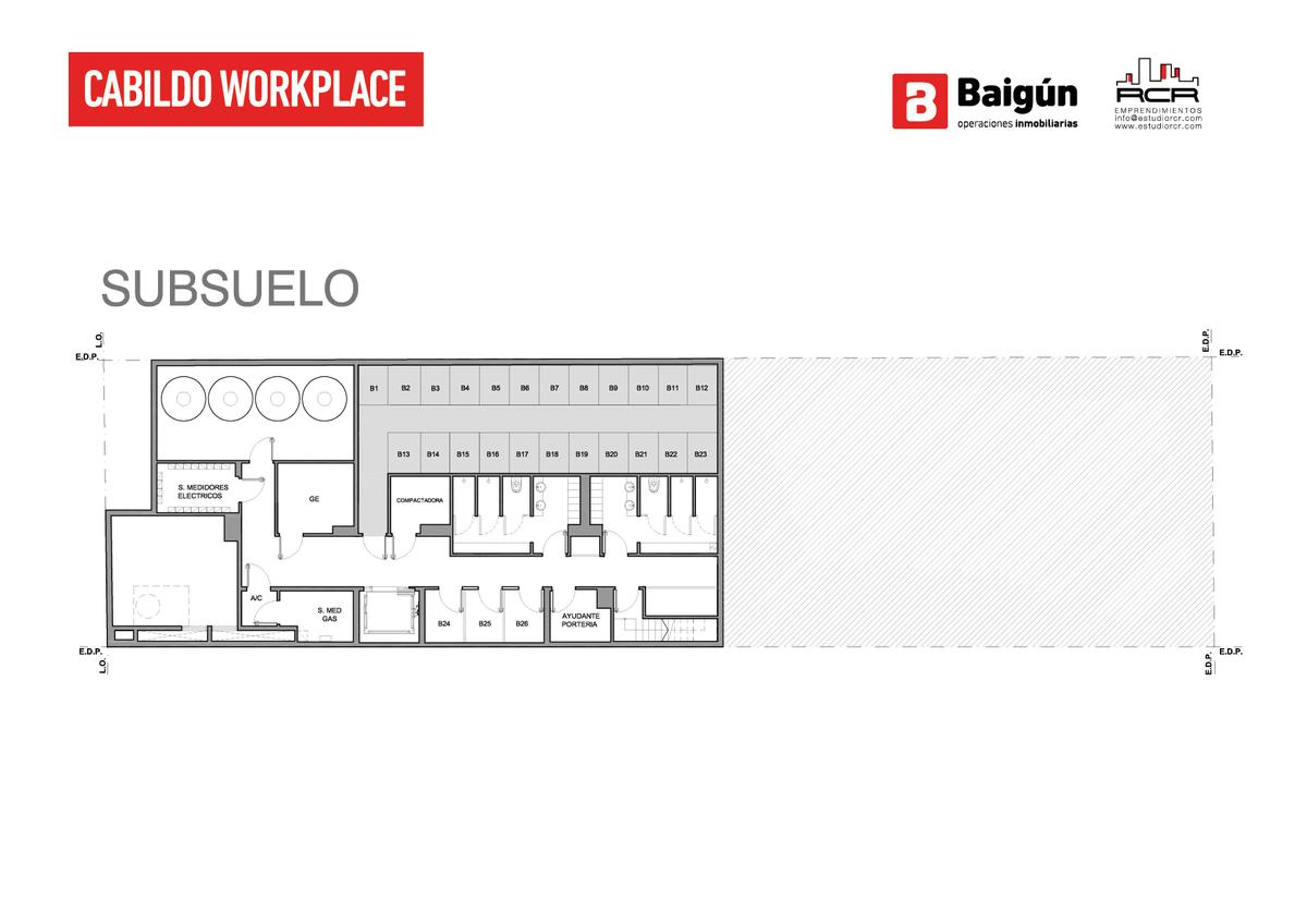 CABILDO WORKPLACE