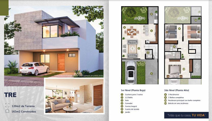 Foto Condominio Industrial en Trojes de Alonso Preventa de casas en Residencial Vivanta  número 7