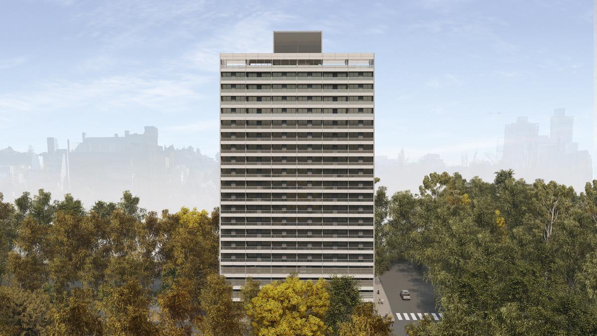 Foto Edificio en Área Centro Este  Belgrano 531 número 1