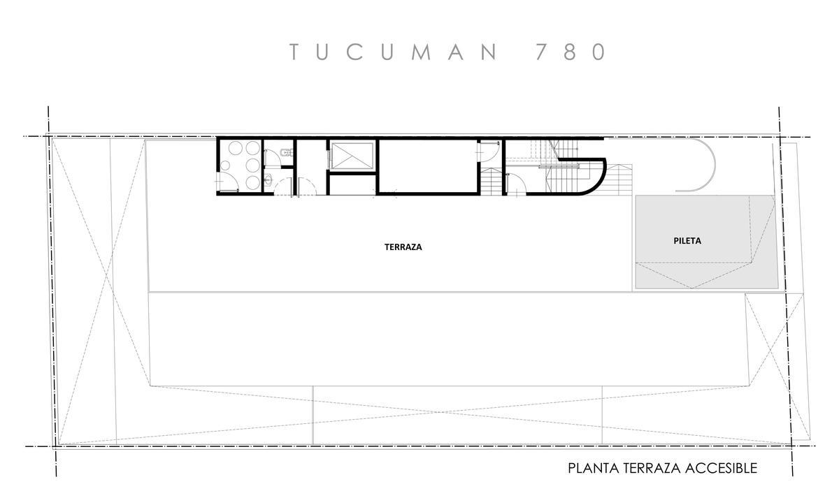 Foto Edificio en Microcentro             Tucuman 780          caba número 21
