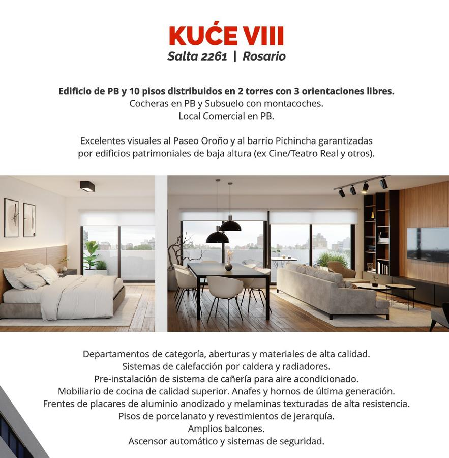 Foto Edificio en Pichincha SALTA 2261 número 3