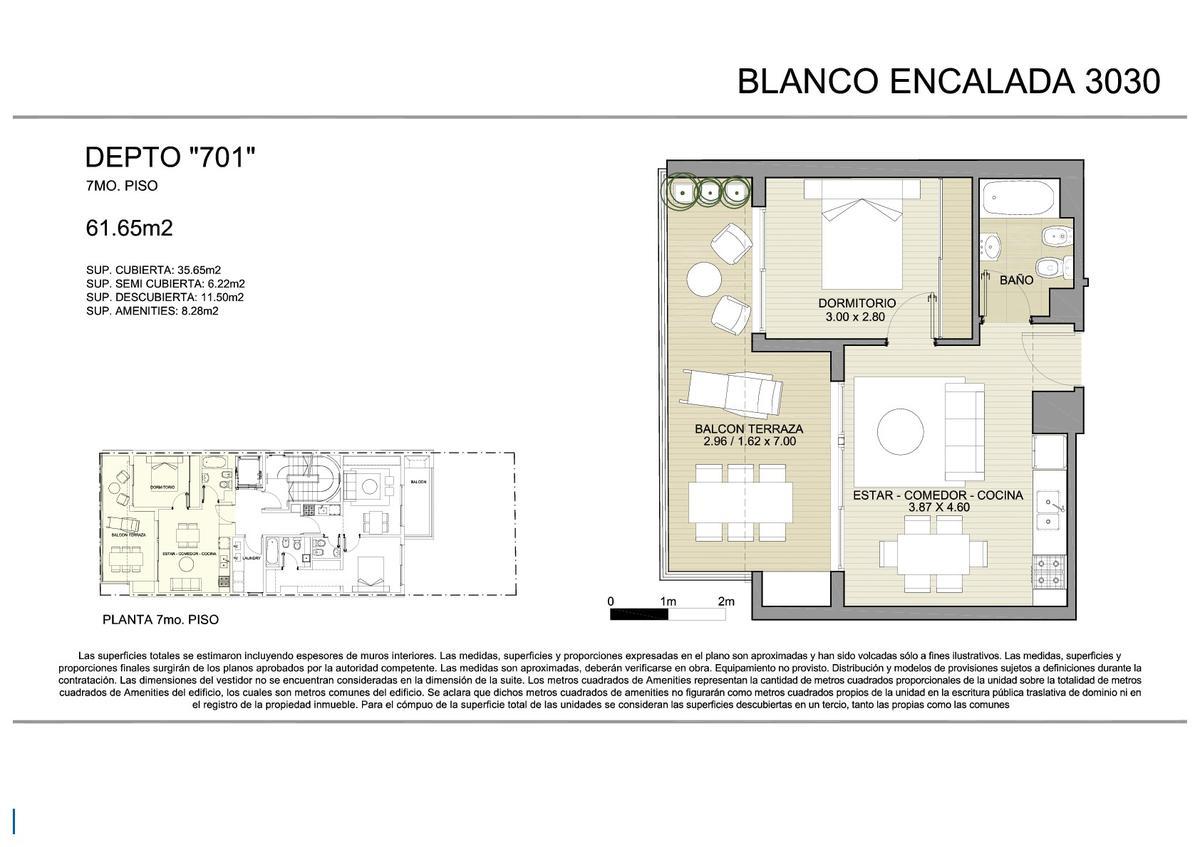 Foto Edificio en Belgrano BLANCO ENCALADA 3030 número 16
