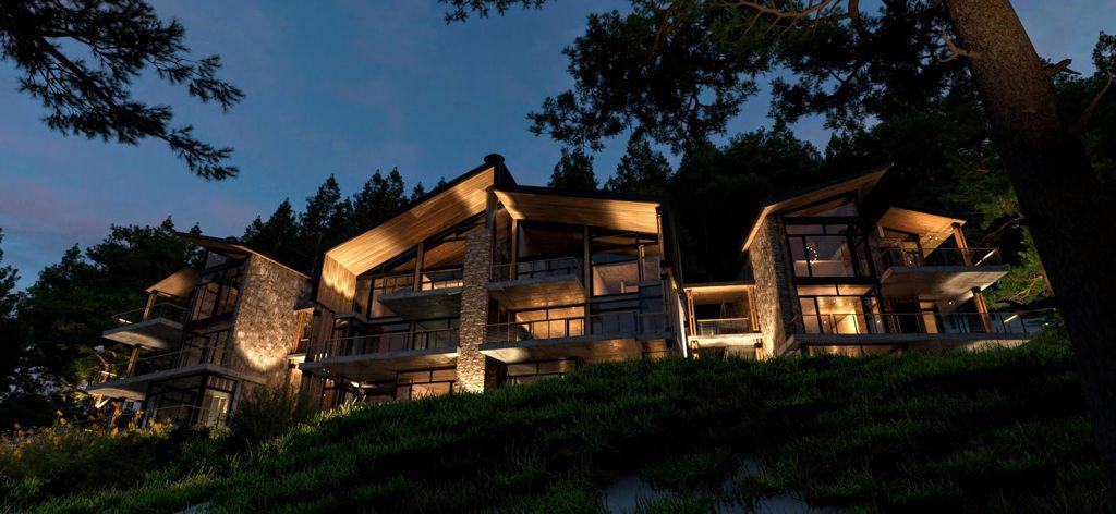 Foto Condominio en San Martin De Los Andes             Km 40 - El Desafio Mountain Resort  - número 3