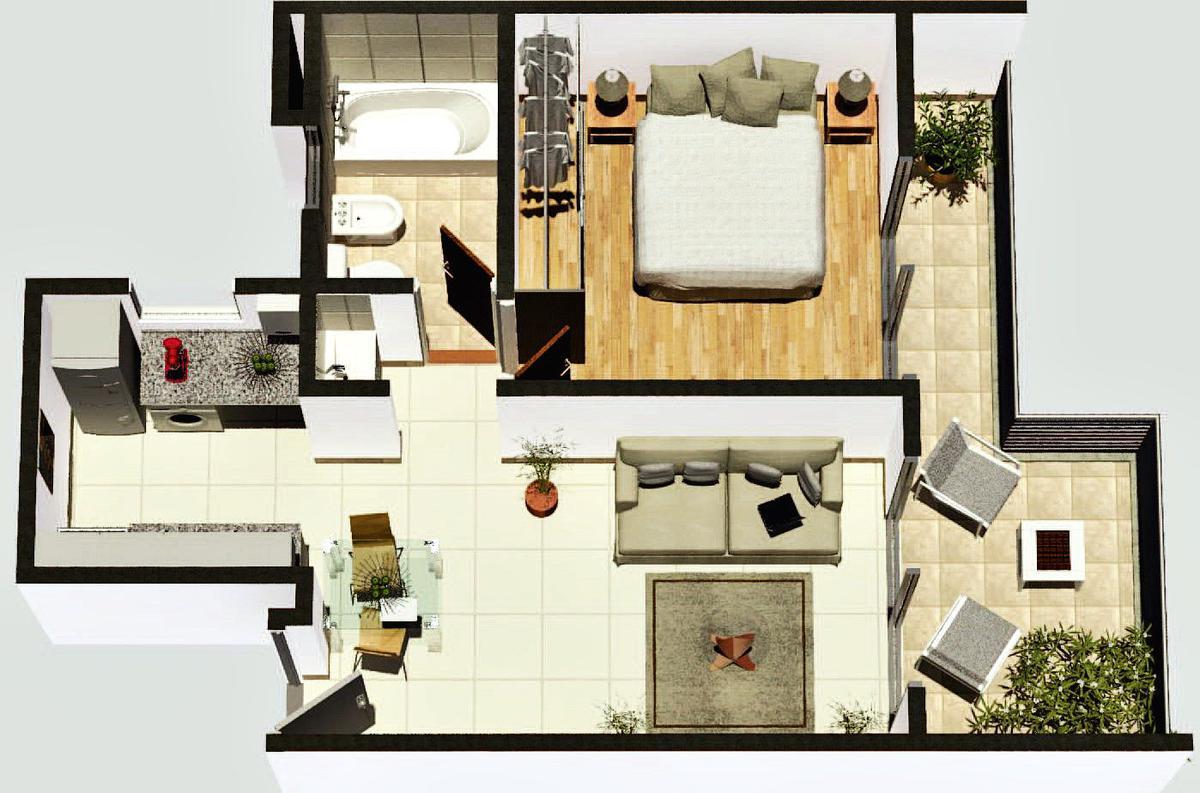 Foto Edificio en Martin Montevideo 324 número 8