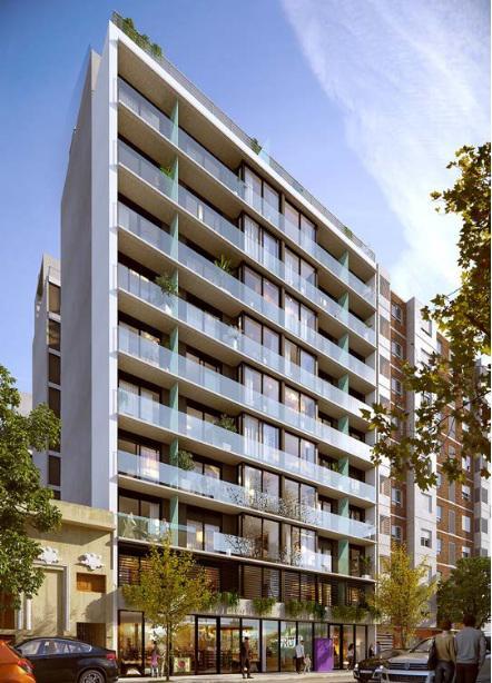 Foto Edificio en Tres Cruces Acevedo Diaz y A.Monterroso Lavalleja Aprox número 1