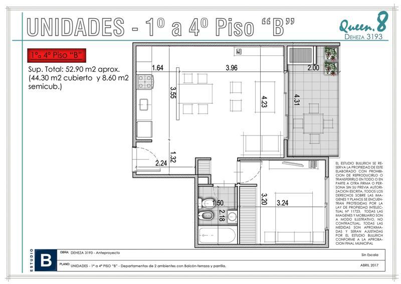 Foto Edificio en Saavedra Deheza 3100 numero 8