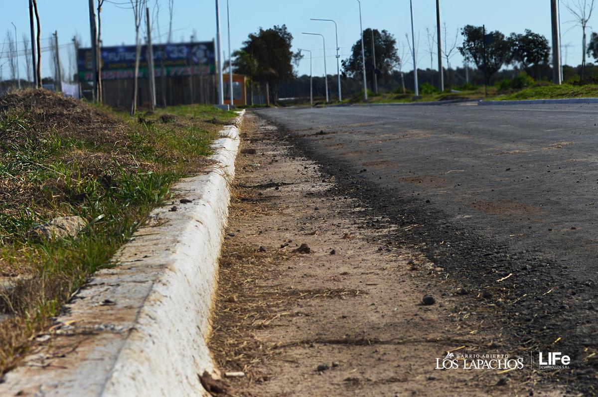 Foto Barrio Abierto en Perez Av. Belgrano y Moreno número 1