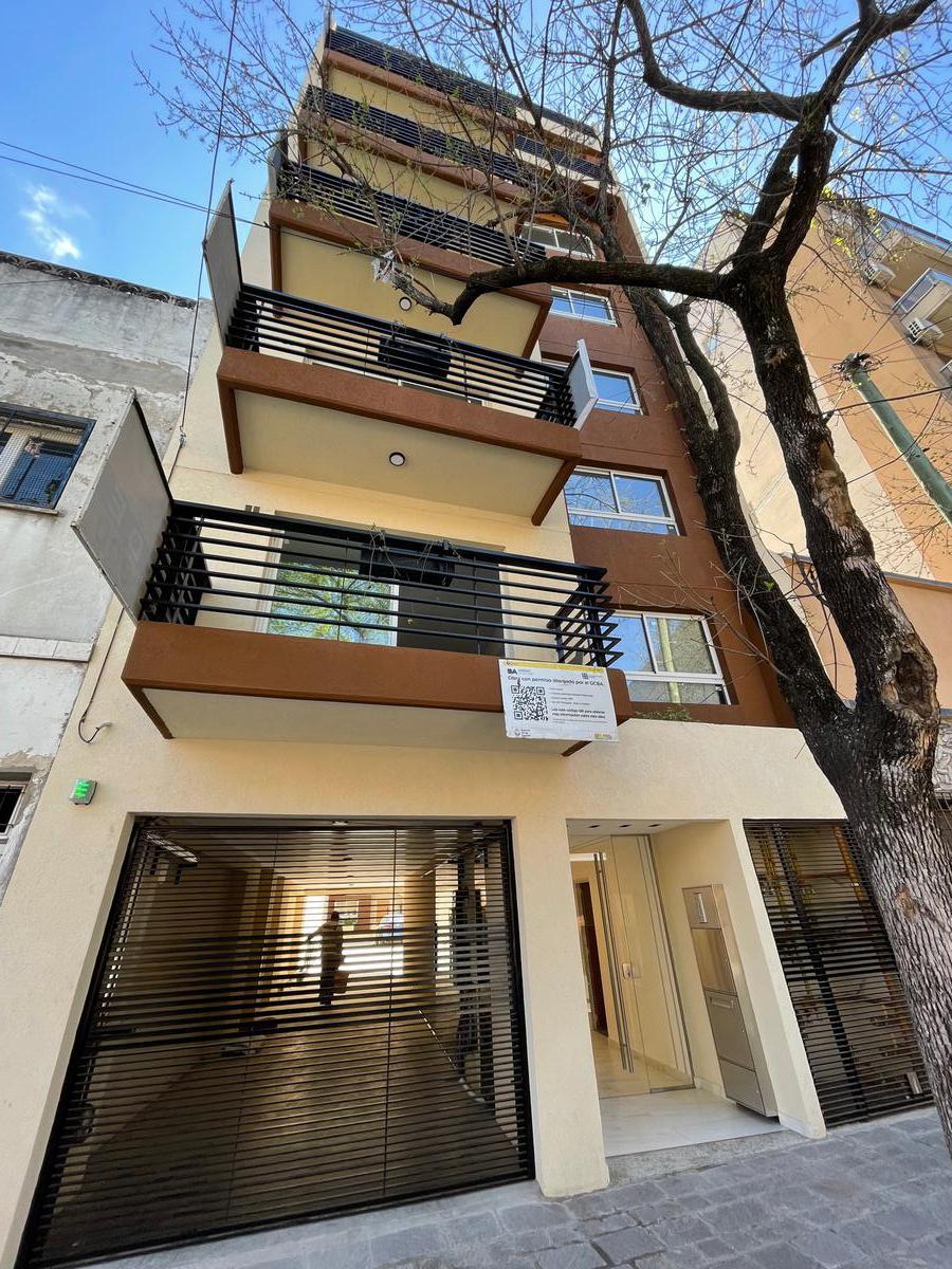 Foto EMPRENDIMIENTO - Edificio en  en  Capital Federal , Argentina  Estados Unidos 2383