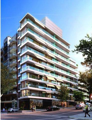 Foto Edificio en Pocitos Osorio 1201 esq 26 de Marzo número 2