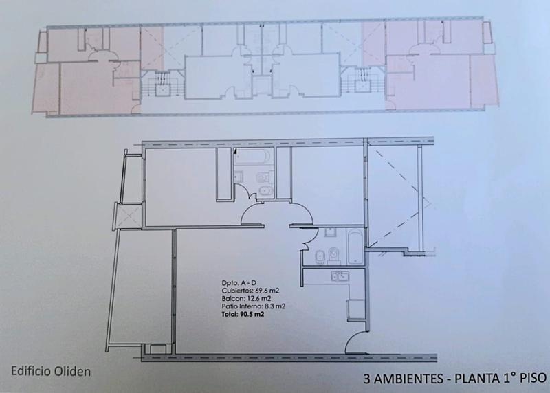 Foto Edificio en Villa Lugano Oliden 4332 número 10