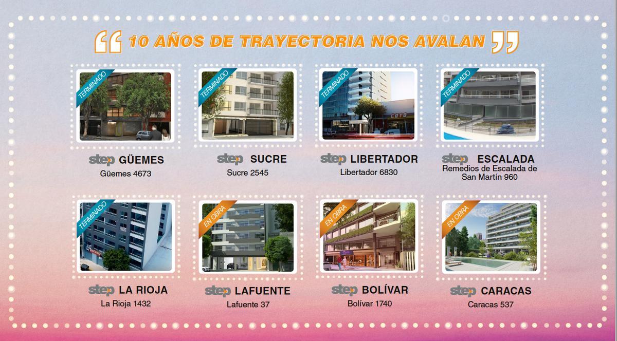 Foto Edificio en Constitución Carlos Calvo y Luis Saenz Peña número 10