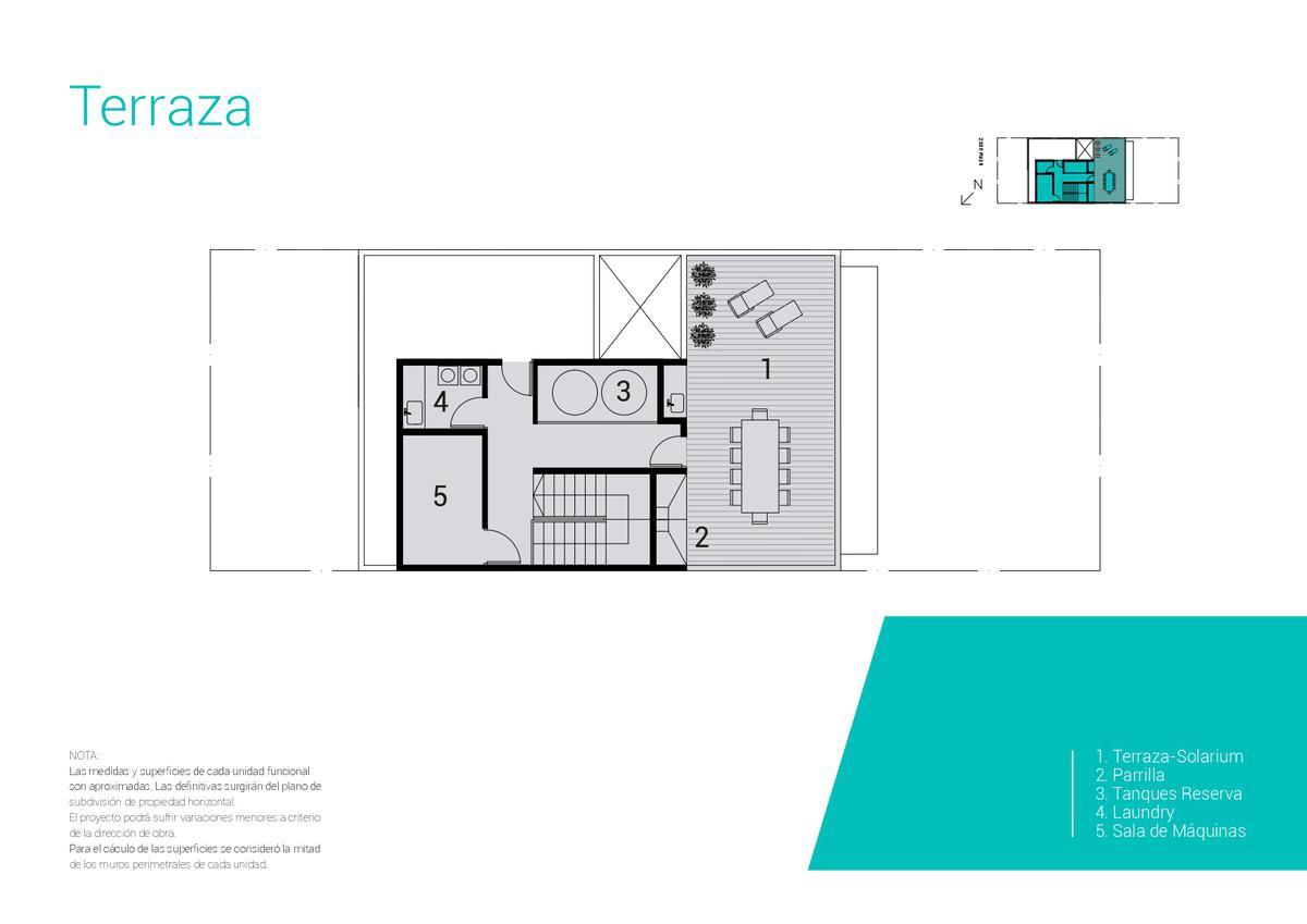 Foto Edificio en Villa Devoto Bermudez 3266 número 7