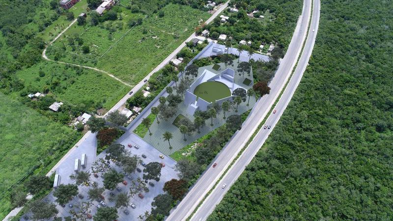 Foto Barrio Privado en Muxupip PAXIFICA CITY se encuentra ubicada al oriente de la ciudad de Mérida, Yucatán, en el municipio de Muxupip a tan solo 18 minutos. Cuenta con una inmejorable ubicación y accesibilidad gracias a la carre número 4