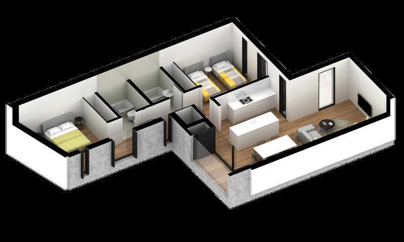 Foto Edificio en Rosario Santiago 276 número 10