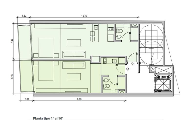 Foto Edificio en Coghlan FREIRE 2600 número 4
