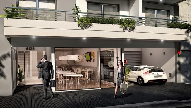 Foto Edificio en Caballito Av. Rivadavia 6126 número 7