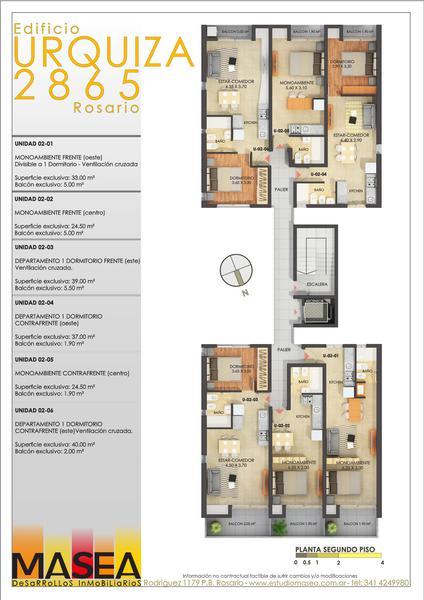 Foto Edificio en Pichincha Urquiza 2865 número 5
