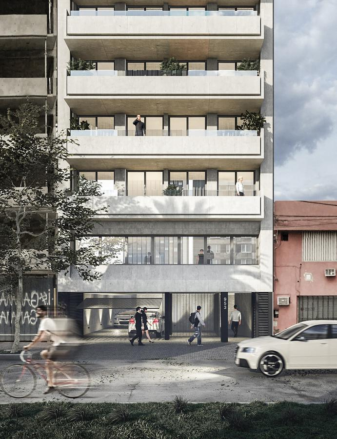 Foto Edificio en Macrocentro AV. FRANCIA 953 número 11